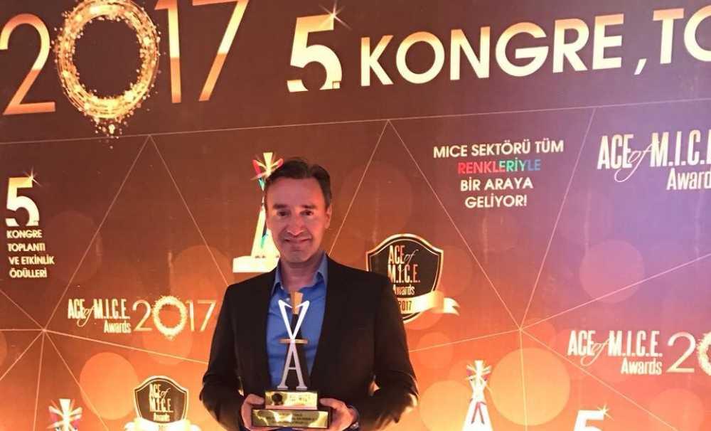 Global Run'a Ace Of M.I.C.E.'dan Büyük Ödül