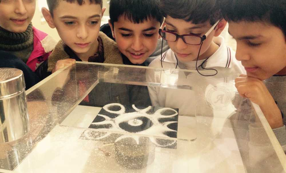 Harika Matematik Sergisi Muğla ve Amasya'da Çocuklarla Buluşacak