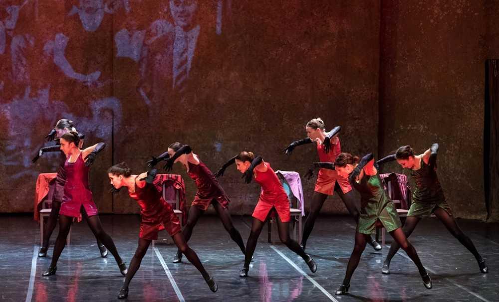 "İstanbul Devlet Opera ve Balesi, Mdt İstanbul Proje Grubu    ""DANSIN USTALARI"" ile Sahnede"