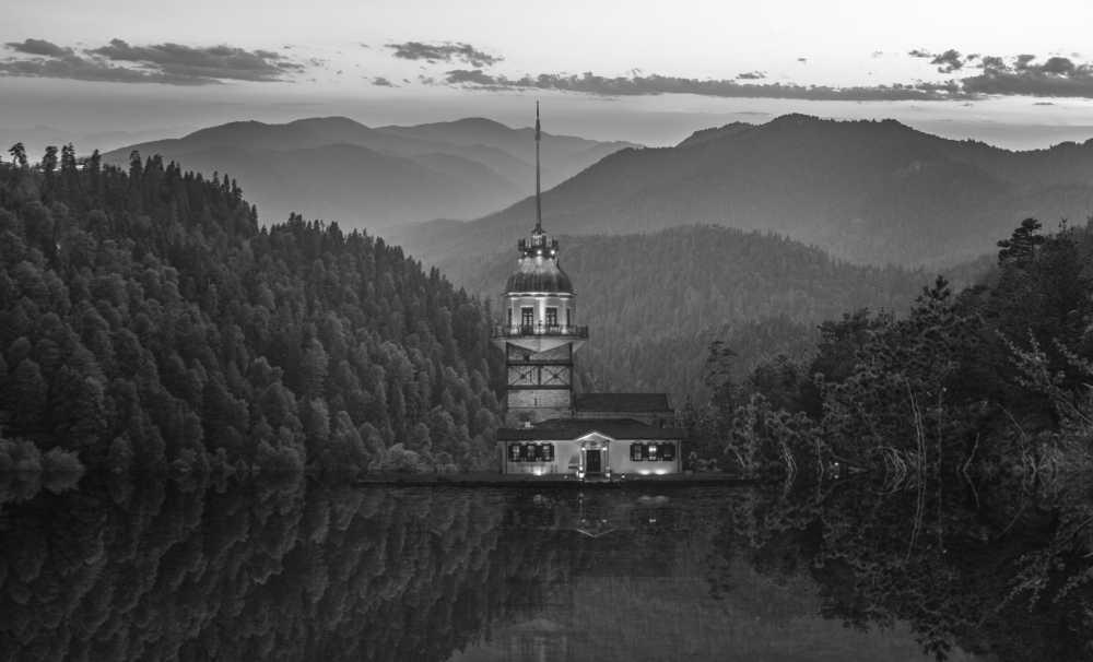 Kız Kulesi Bolu Dağı'na taşındı!