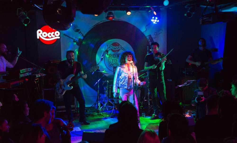 Rocco İle 20. Roxy Müzik Günleri Koray Candemir Ve Özge Fışkın Konserleri İle Başladı