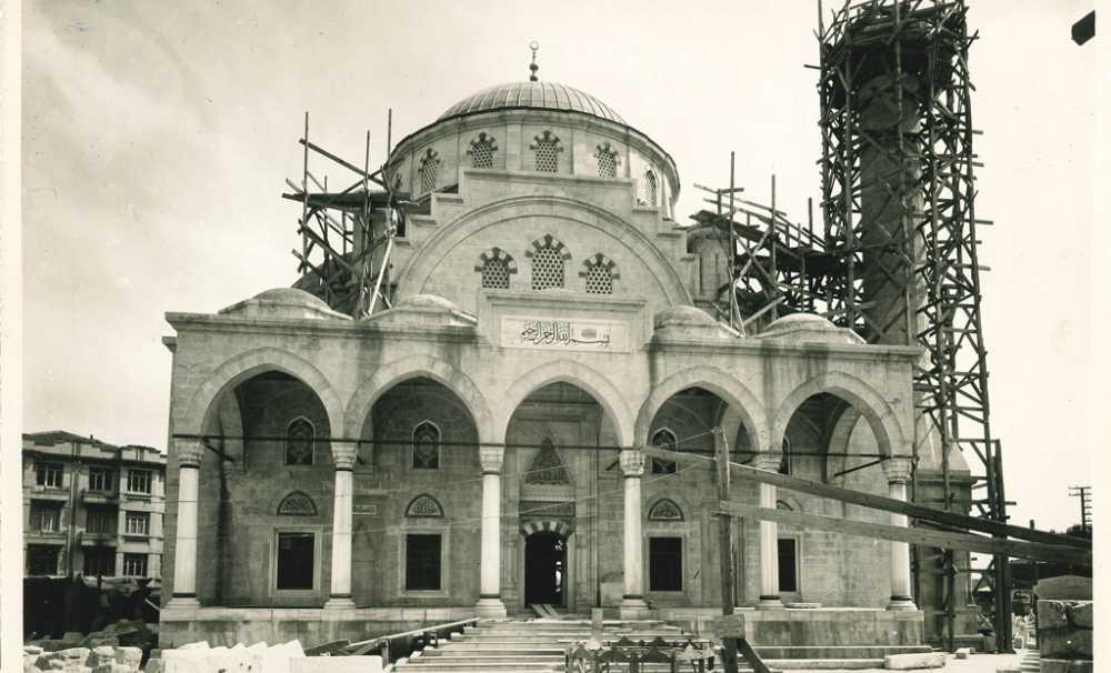 """Şişli Camii: Erken Cumhuriyet Döneminde Bir Osmanlı Yapısı"""" sergisi 17 Şubat Çarşamba günü (bugün) açılıyor"""