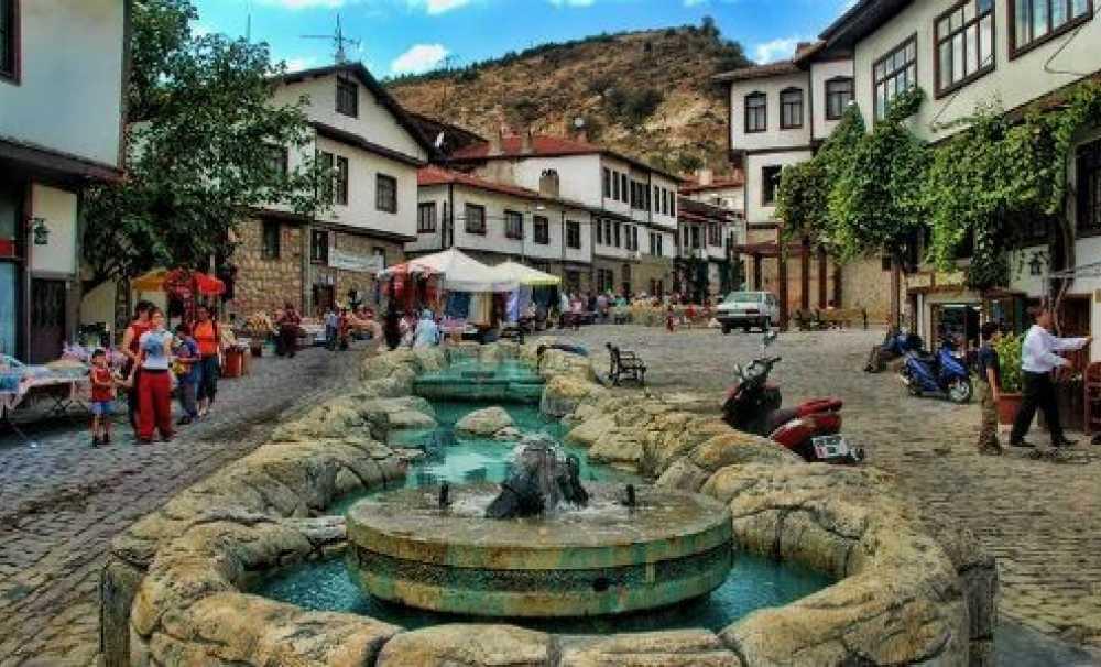 Tarih, Kültür ve Turizm Kenti Beypazarı Dolu Dolu Bir Festival için Hazır