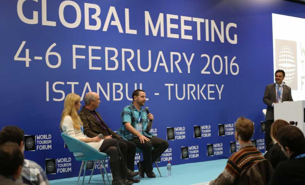 """Turizmin Davos'u """"World Tourısm Forum """""""