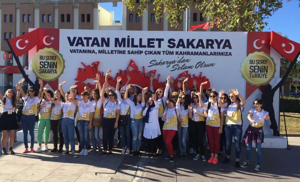 """Türkçe Yaz Okulu """"Kültür Geceleri"""" Sakarya'da gerçekleşti"""