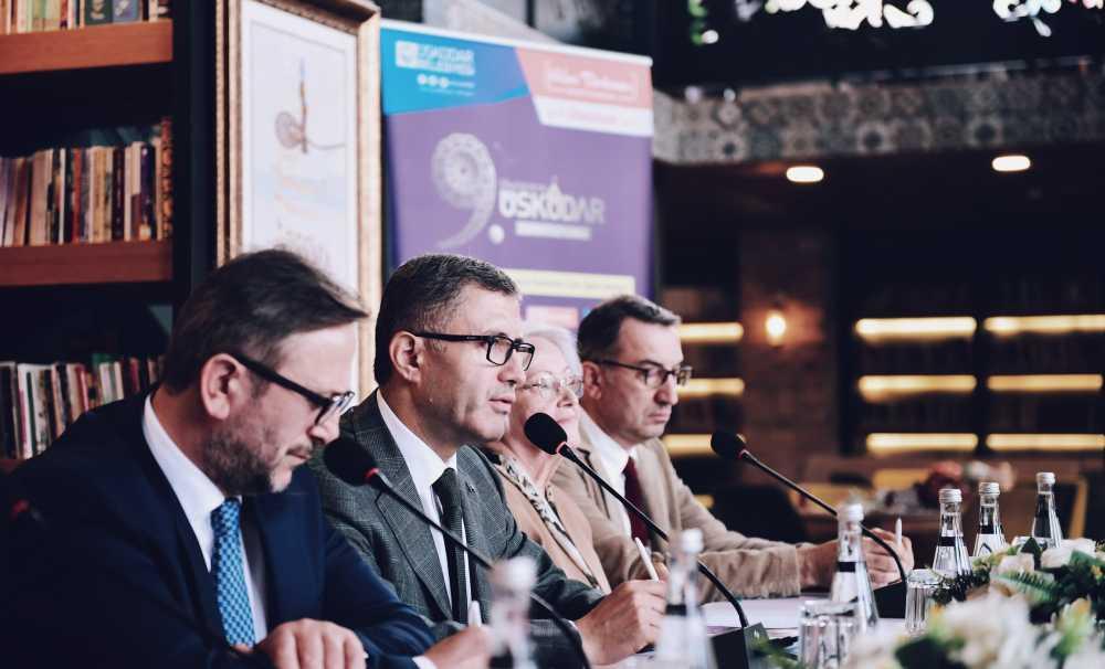 Uluslararası Üsküdar Sempozyumu, dünya çapında çalışmalar yapan 153 bilim insanının katılımıyla başlıyor