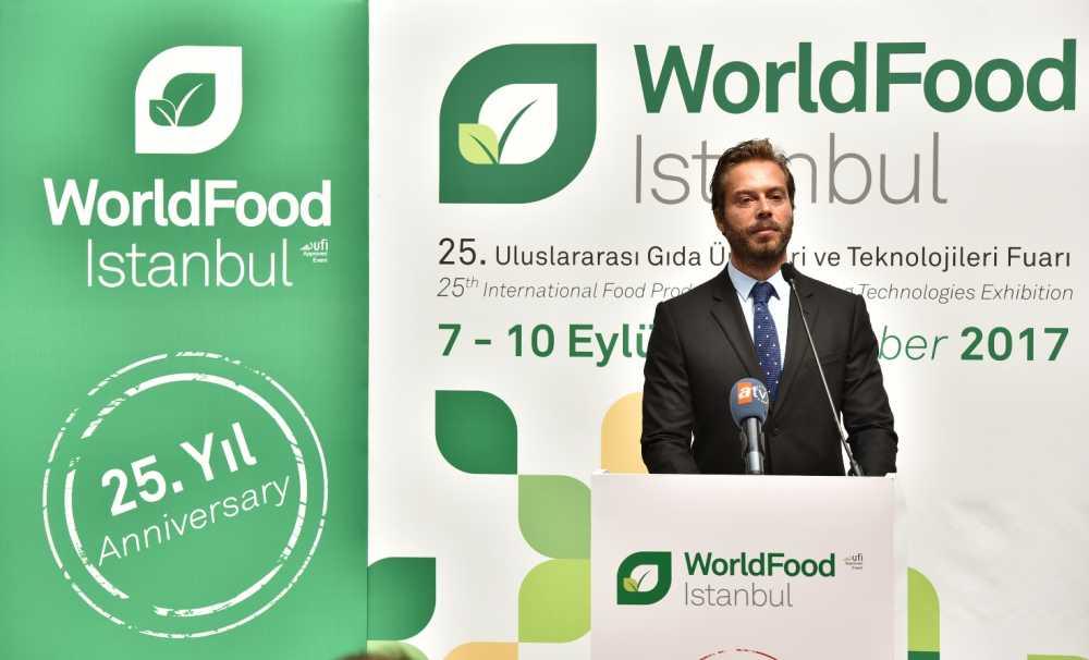 WorldFood Istanbul Kapılarını 25. Kez Açtı
