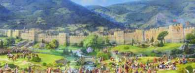 Panorama 1326 Bursa Fetih Müzesi'ne Ziyaretçi Akını