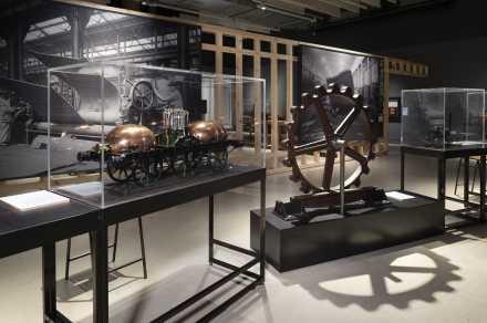 Rahmi M. Koç Müzesi'nin üç nadir lokomotif modeli Londra Bilim Müzesi'ndeki sergiye misafir oldu…