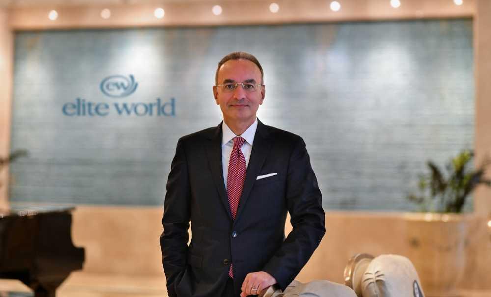 Eyüp Babür Elite World Otelleri'nin yeni CEO'su oldu...