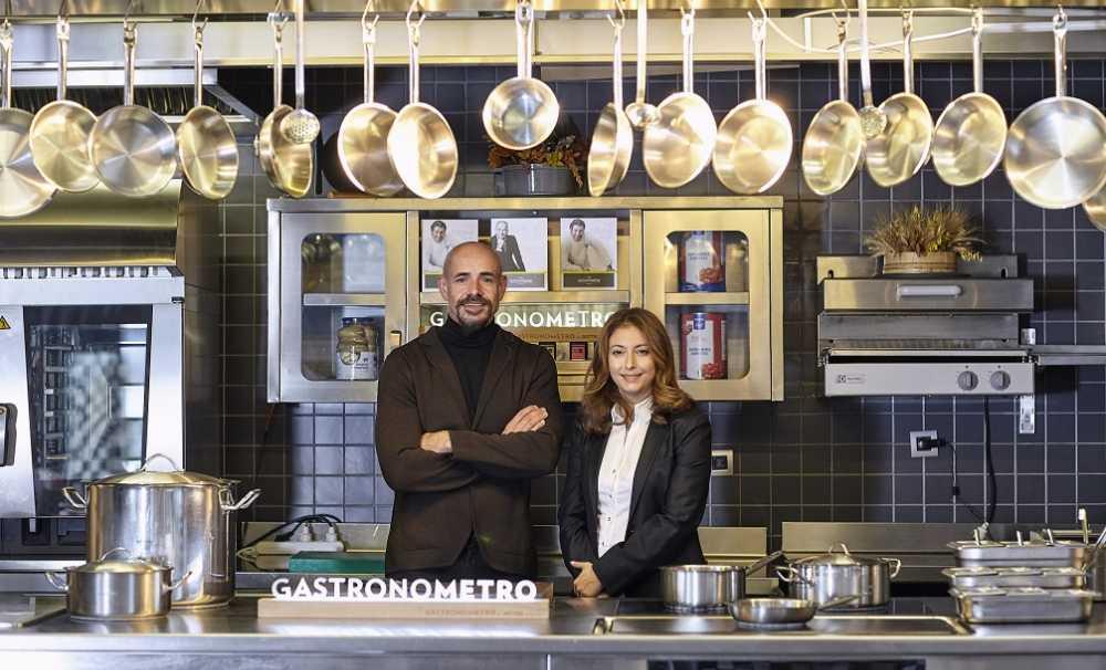Gastronometro 5 yıldır Türk Mutfağı ile uluslararası gastronomi dünyasını buluşturuyor...