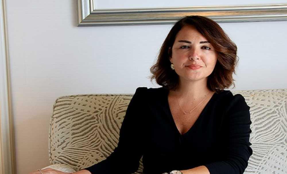 Özlem Öktem Shangri-La Bosphorus, Istanbul Genel Müdür Yardımcılığına atandı...