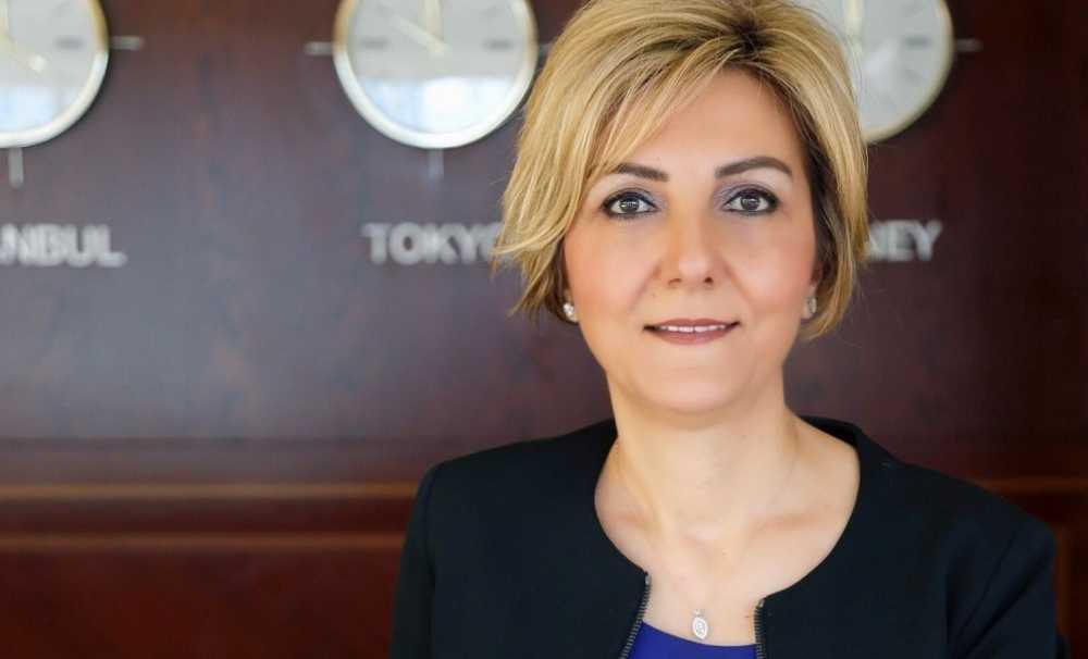 TÜROB Başkanı Müberra Eresin, Turizmci sporla moral buldu...