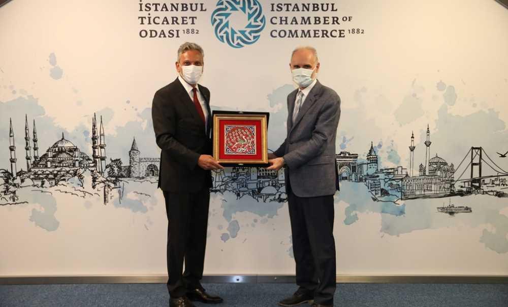 TÜRSAB ve İTO İstanbul Turizminin Geleceği İçin İş Birliğini Güçlendirecek...