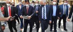 Abdi İpekçi Caddesi, dünya standartlarında kentsel estetiğe kavuştu...