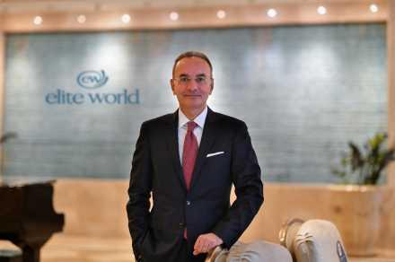 Eyüp Babür Elite World Otelleri'nin yeni CEO'su oldu…