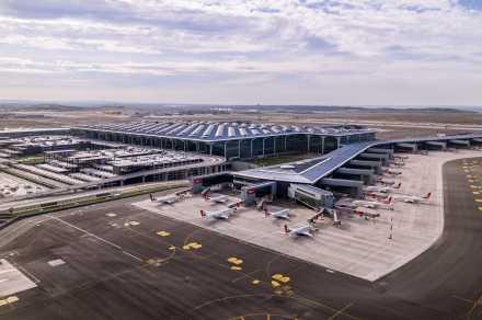 İstanbul Havalimanı,'Havalimanı Sağlık Akreditasyonu' Sertifikasını Aldı