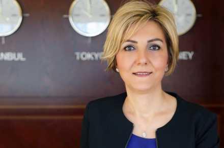 TÜROB Başkanı Müberra Eresin, Turizmci sporla moral buldu…