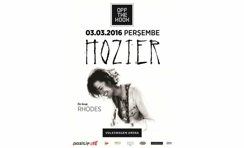 Hozier Konseri İçin Avantajlı Biletler Satışta