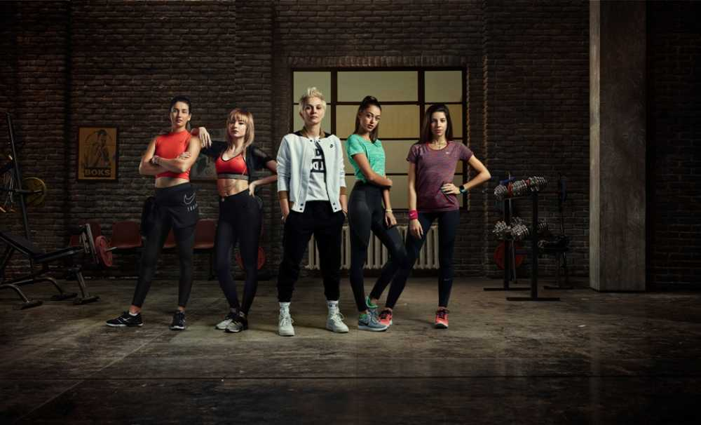 """Nike """"Bizi Böyle Bilin"""" Türkiye'deki Kadınların Sportif Başarılarını Kutluyor"""