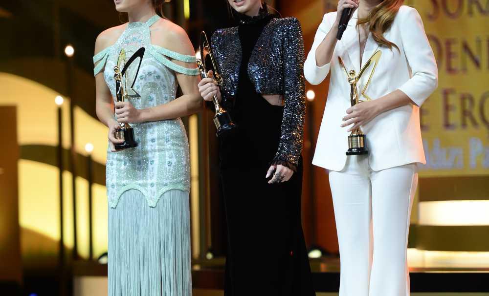 Pantene Altın Kelebek Ödülleri'nin Yıldızlarını Siz Belirleyin!