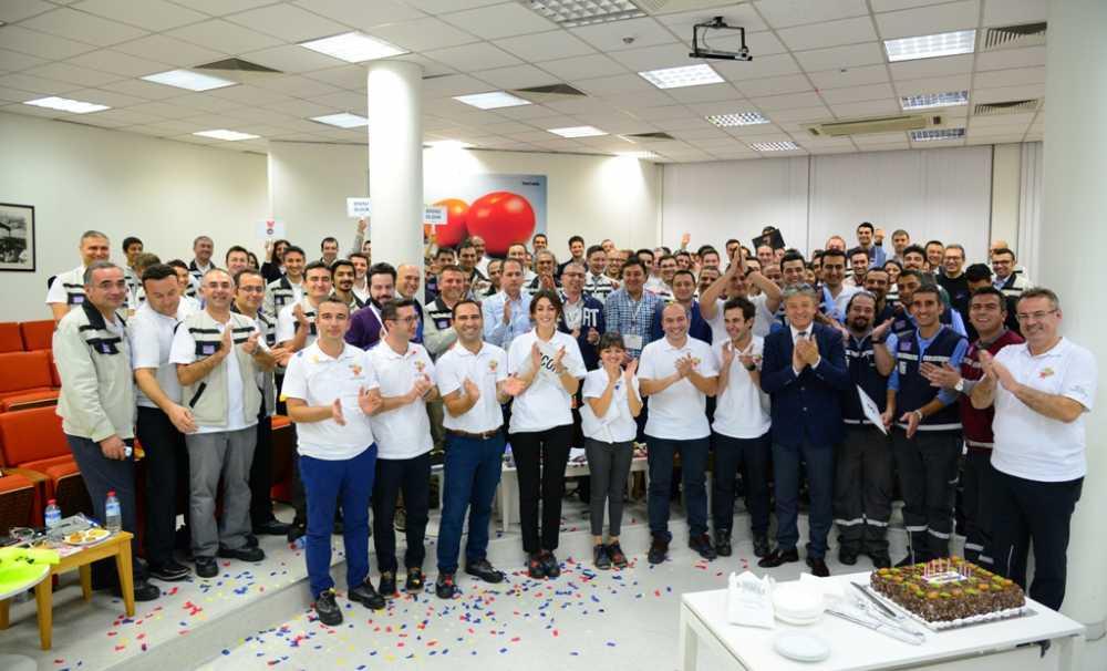 Dünya Klasında Üretim Vizyonu Türktraktör'Ü Kesintisiz Başarıya Taşıyor