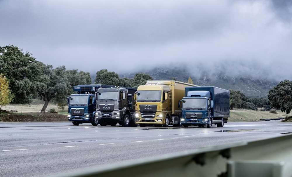 MAN Truck & Bus,Bilbao'da muhteşem bir prömiyer ile tüm dünyaya tanıttı.