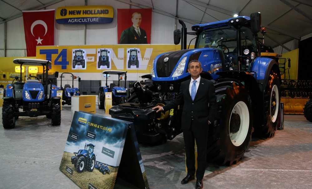 New Holland Geniş Ürün Yelpazesiyle Adana Tarım Fuarı'nda