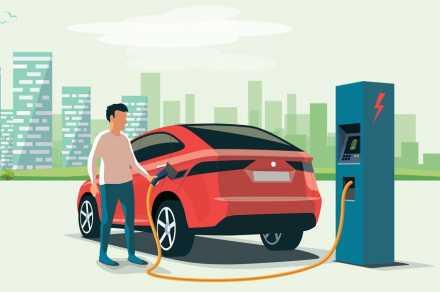 Teknoloji firmaları elektrikli ve otonom araç startuplarına yatırım yapıyor…