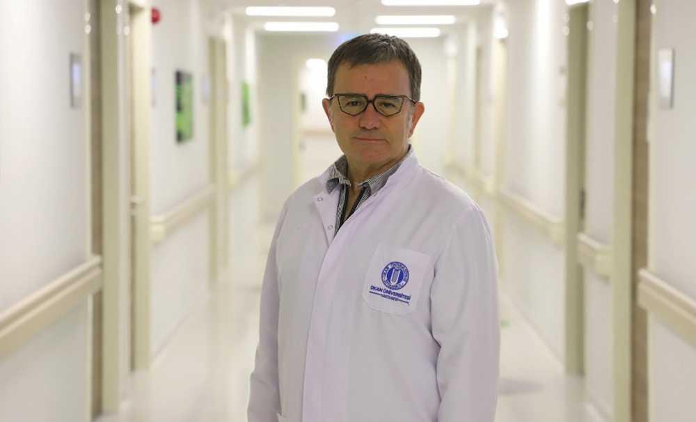 Dr. Öğr. Üyesi Tayfun Hancılar, radyoterapi gören hastalarda beslenmeyi açıkladı...