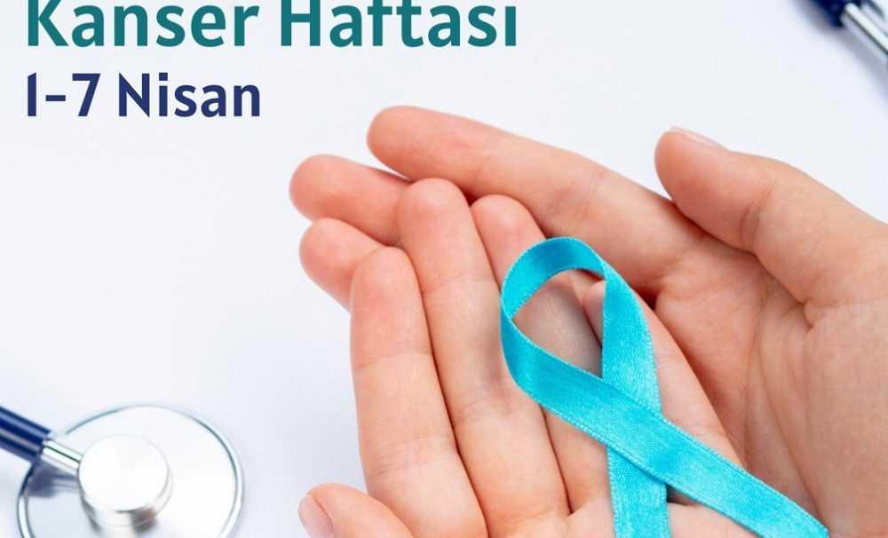 Prof. Dr. Ufuk Yılmaz, Kanser Haftası'na dair önemli açıklamalar yaptı.