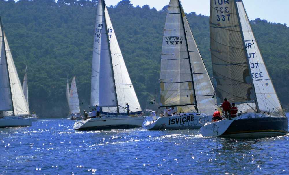 25. Yıl Burgazada Deniz Kulübü Kupası Yat Yarışı Başlıyor