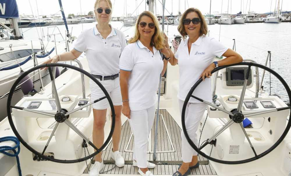 6. Deniz Kızı Kadın Yelken Kupası  kadın yelkencileri buluşturacak ...