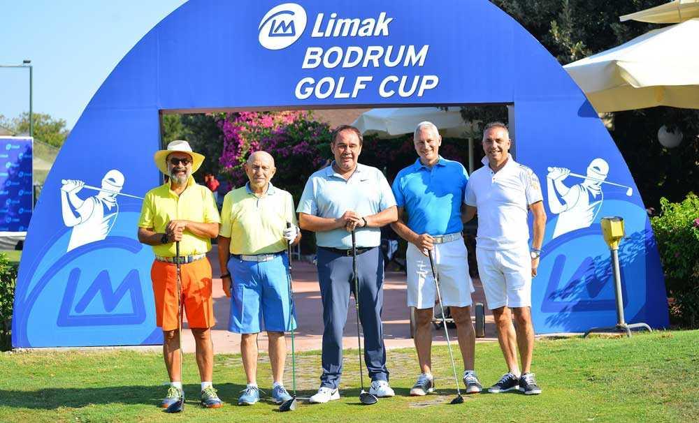 Golf dünyası Limak Bodrum Golf Cup'ta buluştu