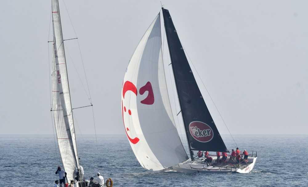 Rüzgarı en iyi hisseden tekneler zirveye ulaşacak...