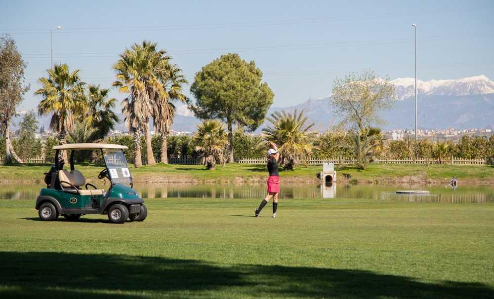 """""""Sebahat Özaltın Ladies Golf Turnuvası"""" 8 Mart-13 Mart tarihleri arasında ikinci kez düzenleniyor."""