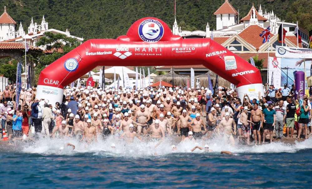 Uluslararası Arena Aquamasters Yüzme Şampiyonası Sona Erdi