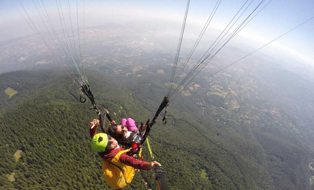Yamaç Paraşütü Festivali, İnegöl'de Gökyüzünü Rengarenk Yapacak