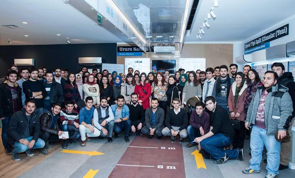 Avrupa'nın İlk Deneyimleme Merkezi fuha İstanbul'a Büyük İlgi