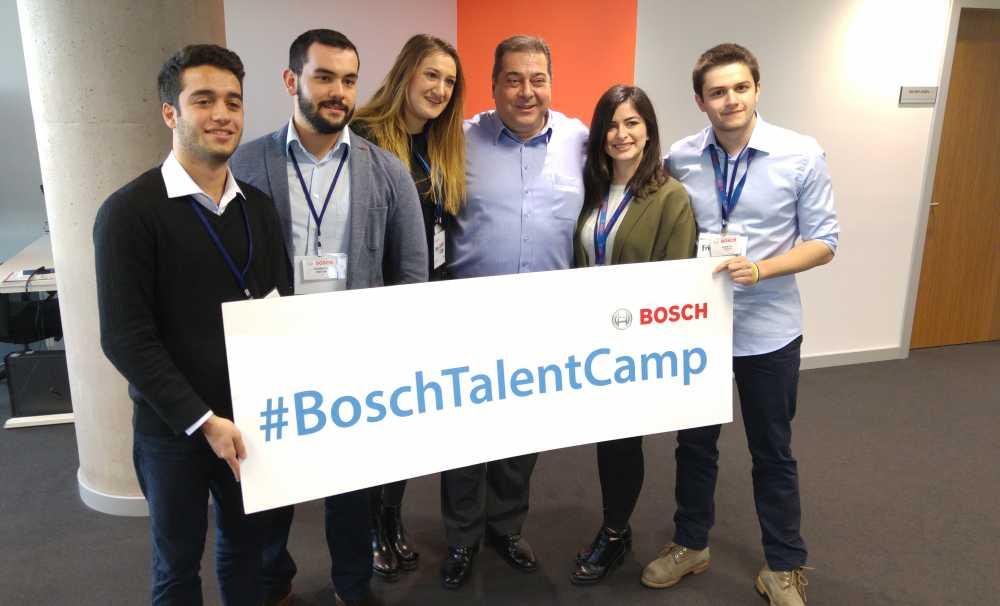 Bosch Türkiye Kâşifleri' bu yıl da Bosch Türkiye'yi keşfetti!