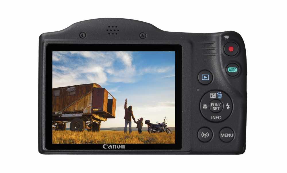 Canon süperzumlu iki yeni kompakt tanıttı
