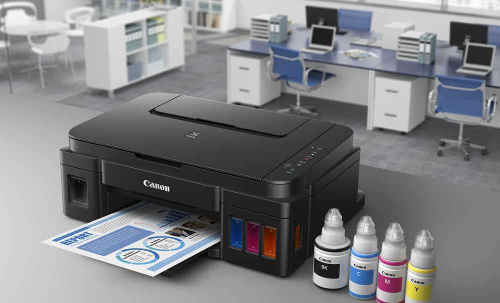 Canon'dan, tek mürekkep tankıyla 7 bin baskı yapabilen yazıcı