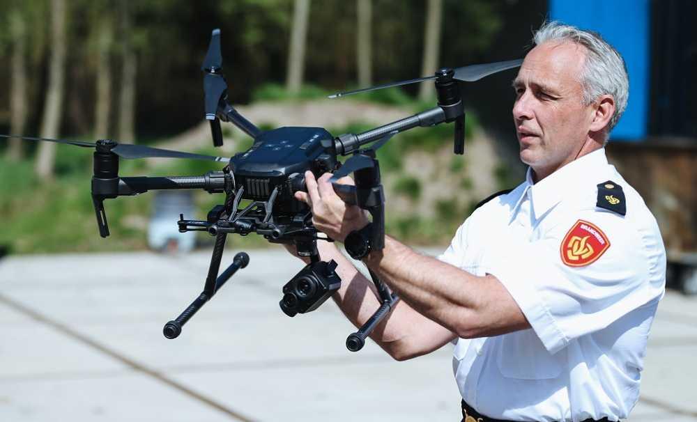 COVID-19'la Mücadelede Dronelar Etkili Bir Şekilde Kullanıyor...