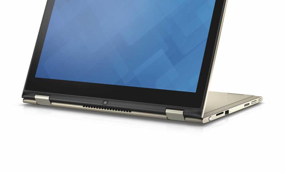 Dell Inspiron 13 7000 serisi 2'si 1 arada