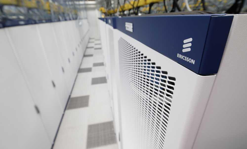 Ericsson İsveç'teki 20 bin m2'lik Küresel ICT Merkezi'ni açtı