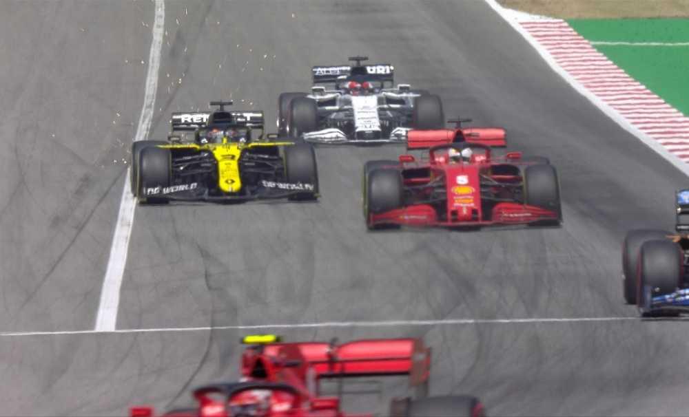 Formula 1®'in Resmi İş Ortağı Zoom  oldu...