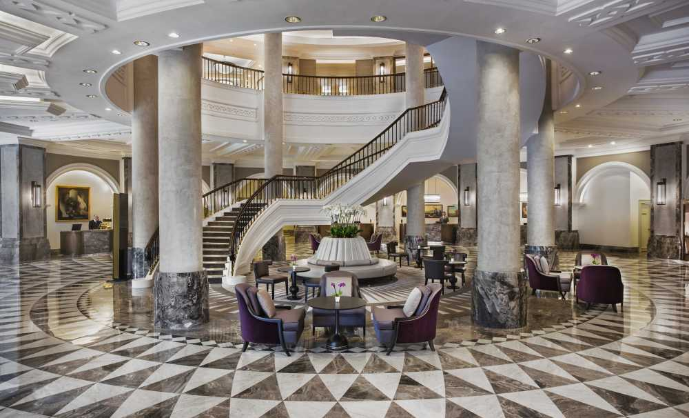 """Google """"İçini Görün"""" Uygulaması İle Hilton İstanbul Bosphorus Ve Conrad İstanbul Bosphorus'U Önceden Keşfedin"""