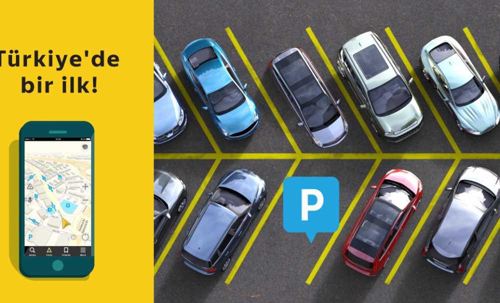 Haritası Güncellenen Yandex Navigasyon Park Yerlerini Gösterecek
