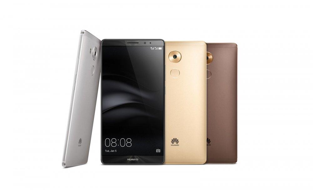 Huawei Mate 8 CES 2016'da Tanıtıldı