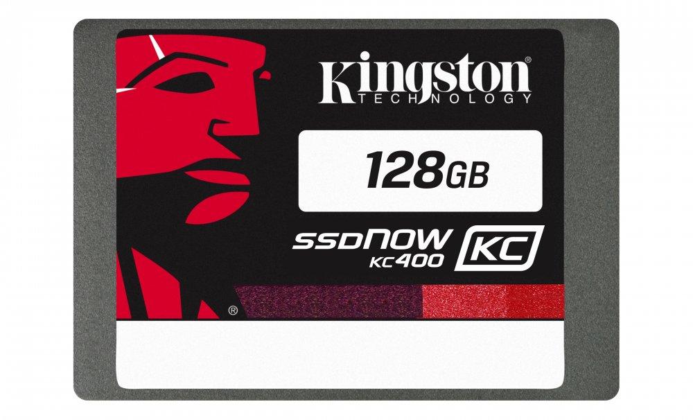 Kingston SSDNow Ailesine Yüksek Performanslı KC400 de Katıldı